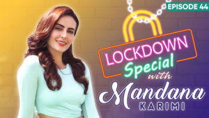 Mandana Karimi's TRAGIC Tales Of Her Parents Being Stuck In Iran During Coronavirus Lockdown