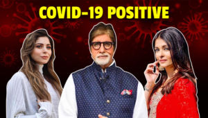 From Amitabh Bachchan to Aishwarya Rai- Bollywood celebs who tested positive for Coronavirus