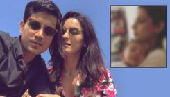 Ekta Kaul and Sumeet Vyas finally reveal the face of their son Ved-view pic