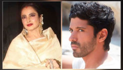 After Rekha, neighbour Farhan Akhtar's security guard tests positive for Covid-19