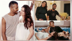 Natasa Stankovic flaunts her baby bump in these loved up pictures with Hardik Pandya; check them out