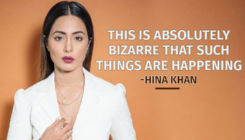 Hina Khan on non-payment of dues: This is absolutely bizarre that such things are happening