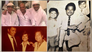 RIP Jagdeep aka Soorma Bhopali: Rare and unseen pictures of the ace comedian with his family