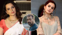 Anurag Kashyap reveals he once tried to play peacemaker between Kangana Ranaut and Taapsee Pannu