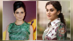 Team Kangana Ranaut hits back at Taapsee Pannu; calls her 'Not just a B-grade actor but also a B-grade human being'