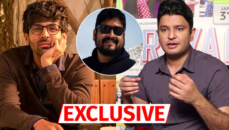 Kartik Aaryan and Bhushan Kumar's BIG fallout; actor out of Om Raut's next?