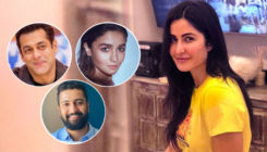 Happy Birthday Katrina Kaif: Salman Khan, Vicky Kaushal, Alia Bhatt shower love on the gorgeous actress