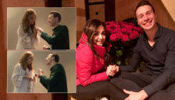 Monali Thakur shares romantic throwback video of exchanging rings with Maik Richter