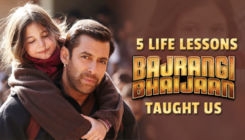 5 years of 'Bajrangi Bhaijaan': 5 life lessons the Salman Khan starrer taught us!