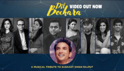 'Dil Bechara': Sushant Singh Rajput paid a tribute in true AR Rahman style - watch video