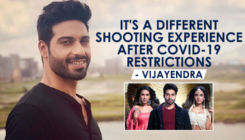 'Naagin 4' star Vijayendra Kumeria shares first experience of shooting post-COVID 19 restrictions
