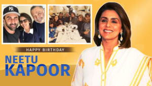 Neetu Kapoor Birthday Special: 10 heart-warming pictures which show family means the most to her
