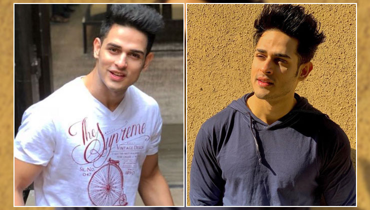 Priyank Sharma to virtually teach dance in order to support a social initiative | Bollywood Bubble