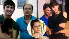 Sushant Singh Rajput's father files an FIR against Rhea Chakraborty; Team Kangana Ranaut glad things will be investigated