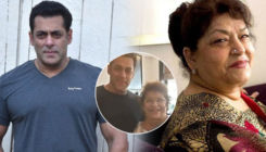 Saroj Khan's daughter Sukaina on Salman Khan: He helped for my son's operation and stood like a rock beside us