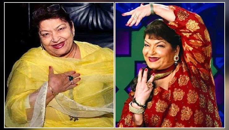 When Saroj Khan recalled her journey from being a child star to a legendary choreographer- watch video