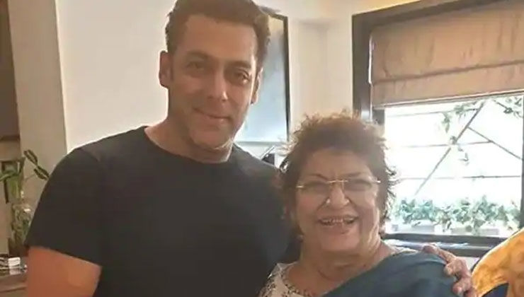 Saroj Khan Death: When Salman Khan promised to offer her work when she didn't have any project