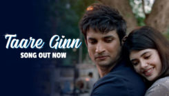 'Taare Ginn' Song: Sushant Singh Rajput brings a smile on Sanjana Sanghi's face with this romantic track