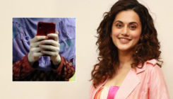 Taapsee Pannu gifts a smartphone to a car washer's daughter to help her prepare for NEET exam