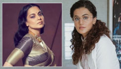 Taapsee Pannu again takes a dig at Kangana Ranaut; shares old video of the latter defending star kids and their privilege