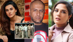Vikas Dubey Encounter: Taapsee Pannu, Richa Chadha, Vishal Dadlani react strongly against the gangster's encounter