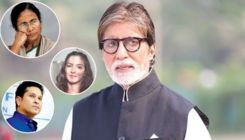 Amitabh Bachchan COVID-19 Positive: Sports Fraternity and Politicians wish for the actor's speedy recovery