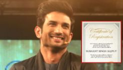 Sushant Singh Rajput's fan names a star after him; says,