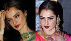 Veteran actress Rekha's bungalow sealed after her security guard tests positive for Covid-19?