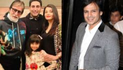 Bachchan family tests positive for Covid-19; Vivek Oberoi wishes them a speedy recovery