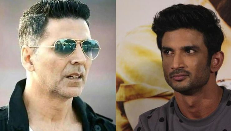 Is Akshay Kumar the reason why Sushant Singh Rajput lost the Narayan Murthy biopic?