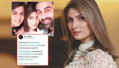 Riddhima Kapoor Sahni reacts to rumours of Ranbir and Neetu Kapoor being Covid-19 positive; calls it 'attention seeking'