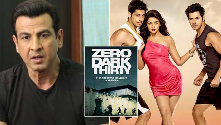 When Ronit Roy missed out on Oscar-winning film 'Zero Dark Thirty' because of 'Student of the Year'