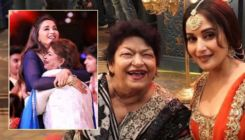 Madhuri Dixit pens down a heartfelt note for late choreographer Saroj Khan; says,