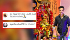 Aamir Ali slammed for celebrating Ganesh Chaturthi; the actor hits back with a befitting reply