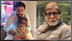Amitabh Bachchan welcomes 'bhaiyu' Abhishek as he returns home after recovering from Covid-19