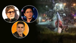 Air India Plane Crash: Amitabh Bachchan, Shah Rukh Khan, Akshay Kumar and other celebs offer prayers