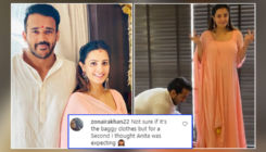 Is Anita Hassanandani expecting her first kid with Rohit Reddy? Well, her fans think so