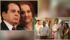 Dilip Kumar's wife Saira Banu shares health update of his Covid-19 positive brother Ehsan Khan