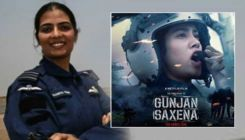 Gunjan Saxena's colleague and former IAF officer lashes out at makers of her biopic for 'peddling lies'; calls the Janhvi Kapoor starrer 'monstrous'