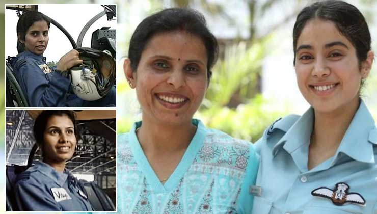 Gunjan Saxena On Sreevidya Rajan S Claims Of Being The First Woman Pilot Never Flew With Her At The Same Time