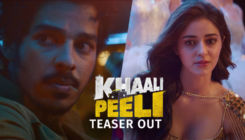 'Khaali Peeli' Teaser: Ishaan Khatter and Ananya Panday are all set to take you out on a mad ride