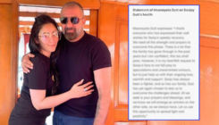 Sanjay Dutt's wife Maanayata Dutt issues a statement on his health; urges fans to not fall prey to unwarranted rumours