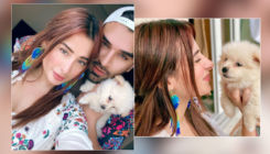 'Bigg Boss 13' fame Paras Chhabra gifts Mahira Sharma a pet dog of Bichon Frise breed- check out their cute pics