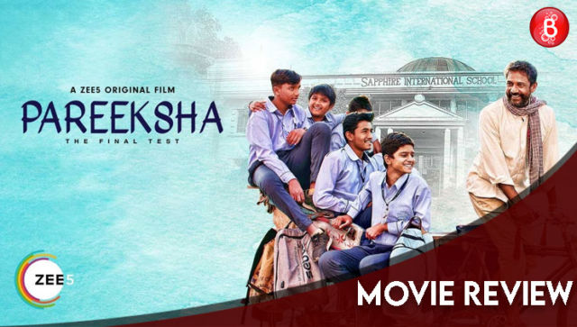 'Pareeksha Movie Review': Just about passing marks for Adil Hussain's fight against the education system