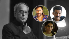 Pranab Mukherjee Passes Away: Ajay Devgn, Manoj Bajpayee, Taapsee Pannu mourn the demise of the former President