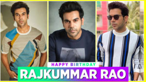 Rajkumaar Rao birthday fashion style