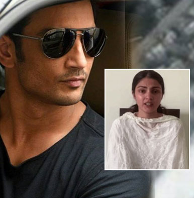 Sushant Singh Rajput Death Case: DCP Dahiya says the actor's IPS brother-in-law asked him to pressurize Rhea Chakraborty