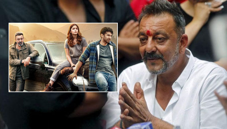 Sanjay Dutt won't leave 'Sadak 2' stranded; actor to finish his dubbing before flying off to US for cancer treatment?