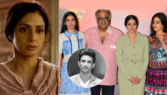 Amidst investigation in Sushant Singh Rajput's death case, netizens now demand CBI probe in Sridevi's death