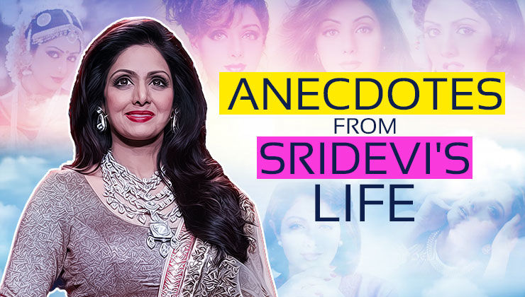 On Sridevi's birth anniversary, here are some anecdotes which prove how family meant the most to her